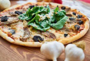 Pizzaschaufel Test